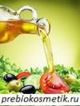 Состав растительного масла