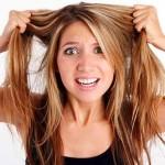 Как предупредить выпадение волос