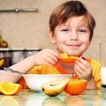 Особенности рациона маленького ребенка